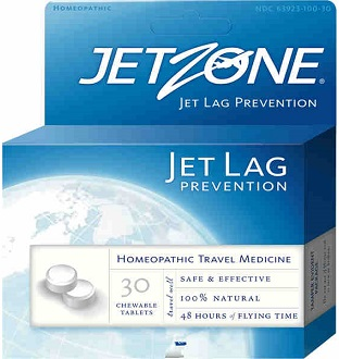 Global Source Jetzone Homeopathic Jet Lag Remedy Review