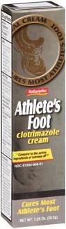 Natureplex Athlete's Foot Antifungal Cream Review