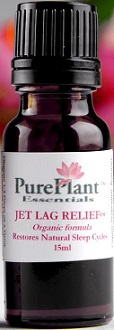 Pure Plant Essentials Jet Lag Relief Formula Review