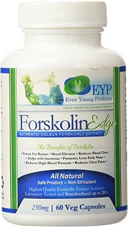 Ever Young Products Forskolin Edge Supplement for Weight Loss