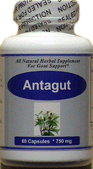 Fuma Natural Antagut Supplement for Relief of Gout
