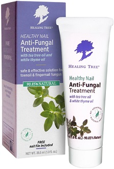 Healing Tree Healthy Nail Anti Fungal Treatment Review