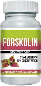 Infiniti Creations Forskolin Supplement for Appetite Suppressing