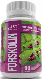 Just Potent Forskolin Supplement for Weight Loss