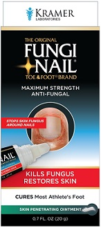 Kramer Laboratories Toe & Foot Brand Anti-fungal Review