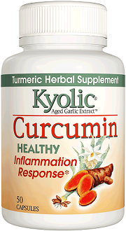 Kyolic Curcumin turmeric supplement