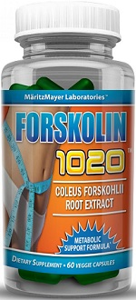 MaritzMayer Laboratories Forskolin Supplement for Weight Loss