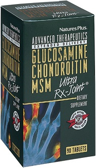 Nature's Plus Ultra Rx-Joint Glucosamine Chondroitin MSM Review