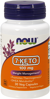 Now Foods 7-Keto Review