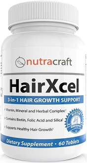 Nutracraft HairXcel 3 in 1 Hair Support Review