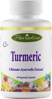 Paradise Turmeric supplement