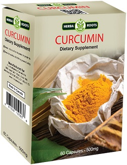Pure Herba Roots Curcumin supplement