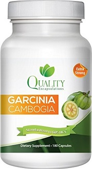 Quality Encapsulations Pure Garcinia Cambogia Extract Supplement for Weight Loss