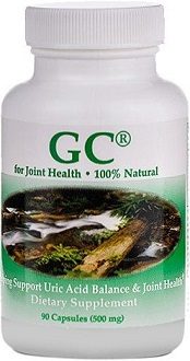 Smith and Smith's Gout Care Supplement for Gout Pain