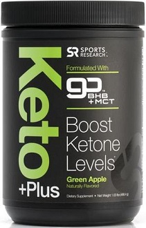 Sports Research Keto Plus Review