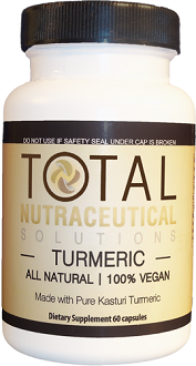 Total Nutraceutical Solutions Turmeric supplement