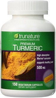Trunature Premium Turmeric supplement