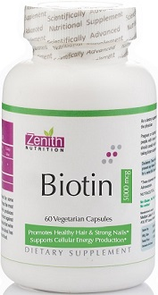 Zenith Nutrition Biotin Review