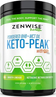 Zenwise Health Keto-Peak Review