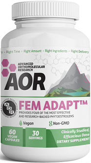 AOR Fem-Adapt Review