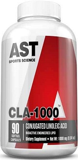 AST Sports Science CLA-1000 Supplement for Weight Loss