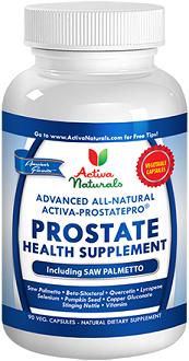Activa Naturals Prostate Health Supplement