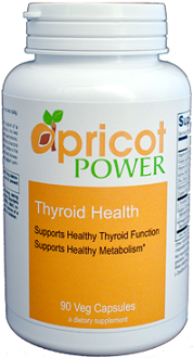 Apricot Power Thyroid Health for Thyroid