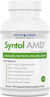 Arthur Andrew Medical Syntol AMD supplement