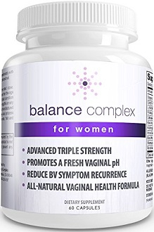 Balance Complex Supplement