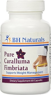 Bathhouse Naturals Pure Caralluma Fimbriata Supplement for Weight Loss