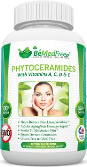 BeMedFree Phytoceramides supplement Review
