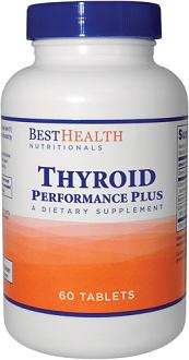 Best Health Nutritionals Thyroid Performance Plus for ThyroidBest Health Nutritionals Thyroid Performance Plus for Thyroid