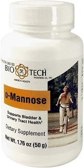 Bio-Tech Pharmacal D-Mannose supplement