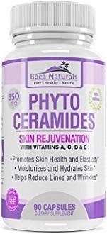 Boca Naturals Phytoceramides supplement