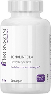Bronson Nutritionals Tonalin CLA Supplement for Weight Loss