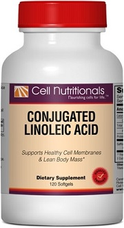 Cell Nutritionals Conjugated Linoleic Acid Supplement for Burning Fat