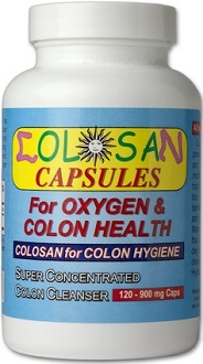 Colosan Powder And Capsules for Colon Hygiene