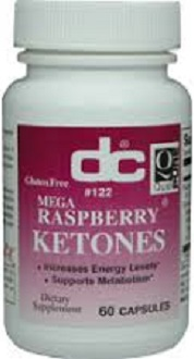 DC Laboratories Mega Raspberry Ketones supplement