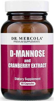 Dr.Mercola Premium Products D-Mannose and Cranberry Extract Review