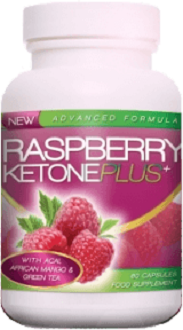 Evolution Slimming Raspberry Ketone Plus for Weight Loss