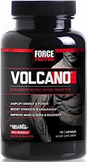 Force Factor VolcaNO for Nitric Oxide