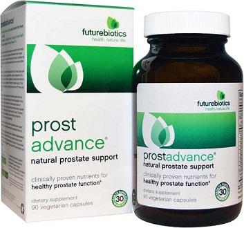 Futurebiotics ProstAdvance supplement