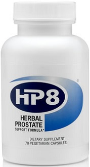 HP8 Herbal Prostate Support Formula