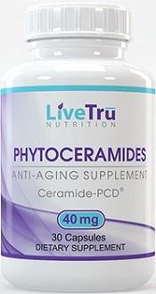 LiveTru Nutrition Phytoceramides for Anti Aging