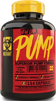 Mutant Pump Insane Pump Review