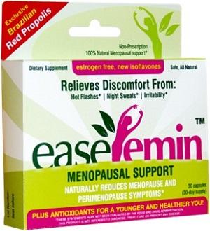 Natura Nectar EaseFemin Menopausal Support Review