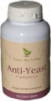 Nature Had It First Anti Yeast supplement