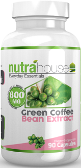 NutraHouse Green Coffee Bean Extract