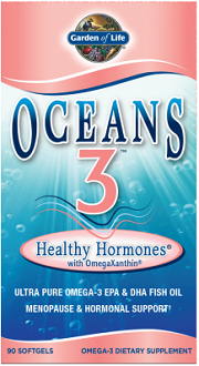 Oceans 3 Healthy Hormones Omega-3 Review