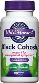 Oregon's Wild Harvest Black Cohosh Support for Menopausal Symptoms Review